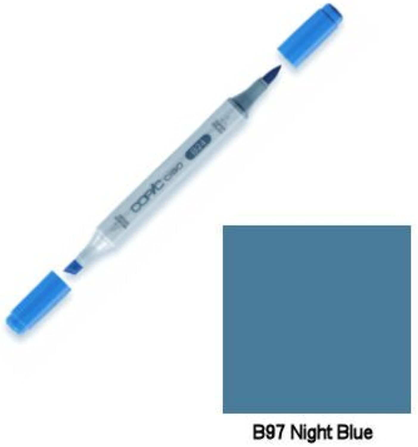 Copic Ciao Markers, Night Blau Blau Blau by Copic Marker B01KB73710     | Online Outlet Shop  9ae5aa