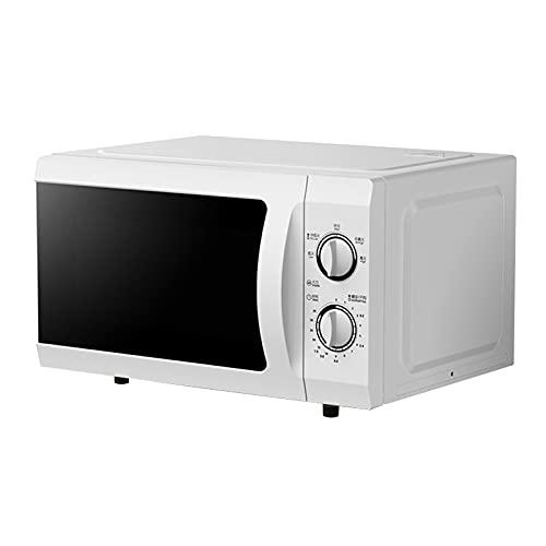 Hornos de microondas para microondas, hornos de convección mecánica, horno de microondas de escritorio, pequeños hornos de microondas de acero inoxidable, aptos para familias
