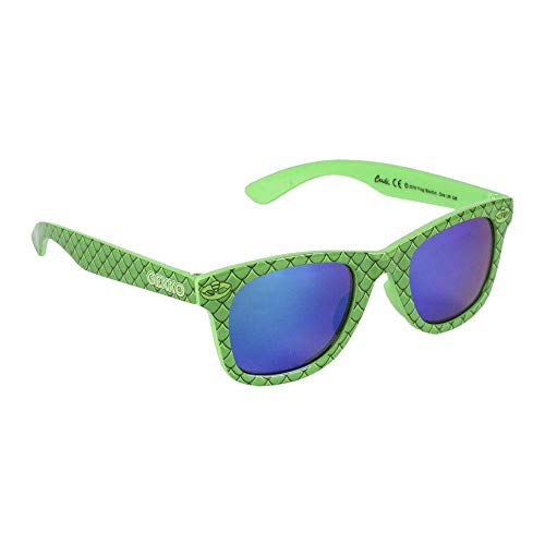 ARTESANIA CERDA Gafas De Sol PJ Masks Gekko, Verde, 52 para Niños