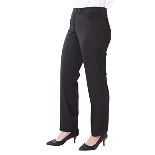 Pantalón Camarera Color Negro/Marino. Pantalón Mujer músico.