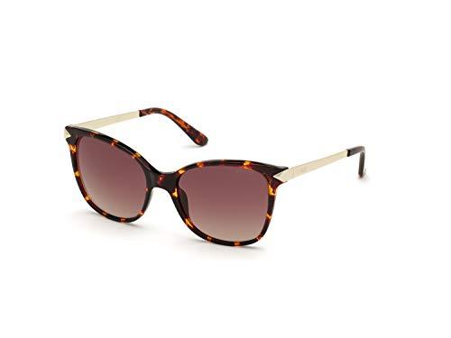 Guess occhiale da sole GU7657 52F Havana marrone taglia 56 mm Donna