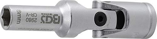 BGS 2980 | Glühkerzen-Gelenk-Einsatz Sechskant | 10 mm (3/8