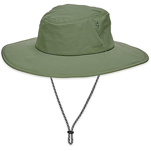 MARMOT Men's Breeze Hat, Crocodile, XL-XXL