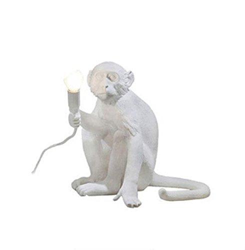 TAI2 Lampada da Parete a LED, lampadario, Lampada da Tavolo, Lampada da Terra, Seeksung Arte Ristorante Illuminazione personalità, Camera da Letto Moderna Scimmia caffè Lampada E27, A