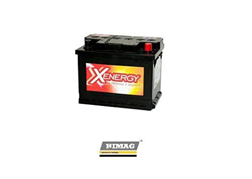 Batteria Auto Xenergy 12v 60 Ah 520A Positivo Sinistra Pronta all'uso