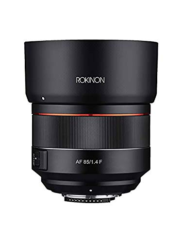ROKINON 85mm F1.4 Auto Focus Full Frame Weather ...