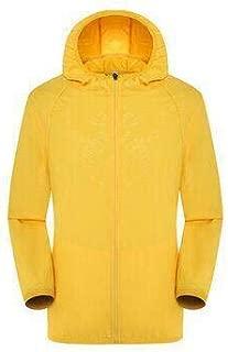 BEESCLOVER Women Men Summer Sun Outdoor Camping Jacket Women Solid Quick Dry Hooded Ultralight Fishing Coat