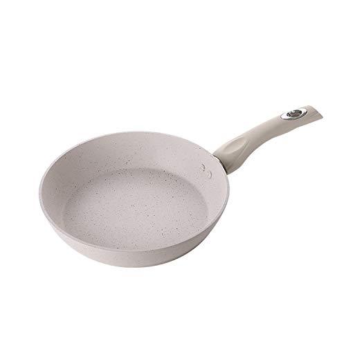 Non Stick Frying Pan Fried Egg Steak Skillet Grill Pan For Omelette Pancake Making Aluminum Cooking Pot Kitchen Utensils24CmWhite