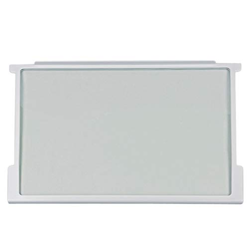 Glasplatte für Lebensmittelfach Kühlschrank 465 x 300 x 7 mm Gorenje 163336
