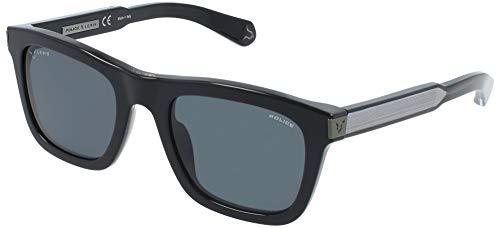 Gafas de Sol Police LEWIS 16 SPLB32 POLICE X LEWIS HAMILTON BLACK/GREY 53/22/145 unisex