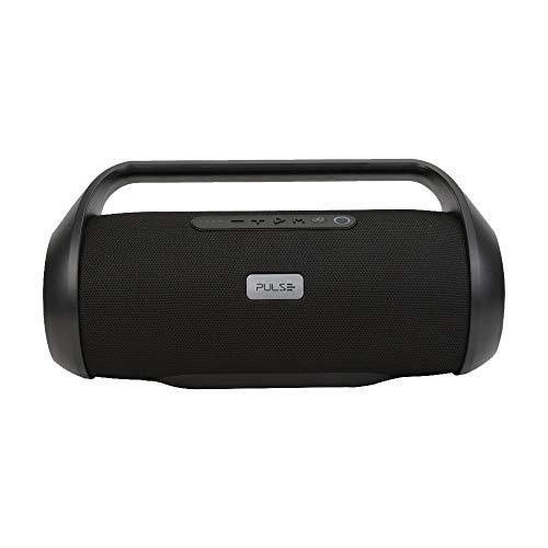 Caixa de Som BT Pulse Bluetooth Speaker SP386 Multilaser Preto