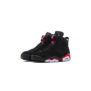 Nike Air Jordan 6 2019 Retro 384664 060 Black/Infrared  8