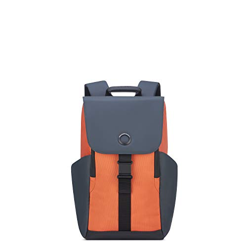 Delsey Paris - Securflap - Sac à Dos 15' - Orange