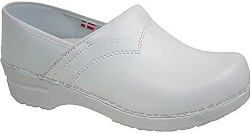 Sanita 812439 812439 313 Flex Clog Clog Embout fermé Blanc Taille 39  site officiel