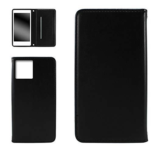 ホワイトナッツ iPhone11 Pro ケース 手帳型 【左利き】 ベルトなし スタイリッシュ ブラック スマホケース アイフォンイレブン プロ 手帳 カバー スマホカバー WN-OD556757_MX