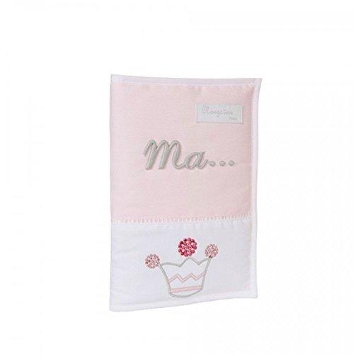 Protège Carnet de Santé Princesse - Rose