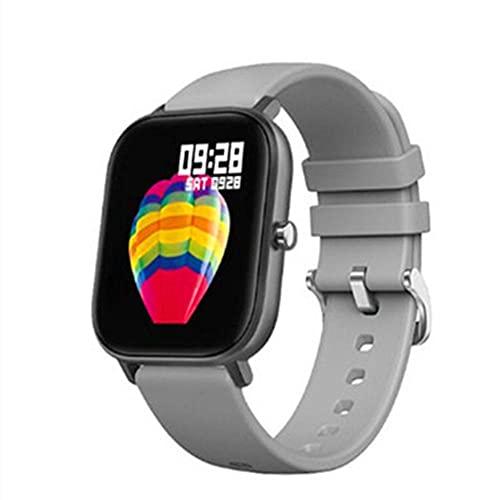 Smart Watch 1 4 pulgadas pantalla táctil completa Fitness Tracker para hombres y mujeres Recordatorio inteligente Monitoreo Bluetooth reloj Upscale-D