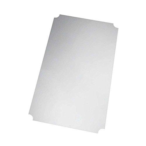 アイリスオーヤマ メタルラックパーツ 硬質クリアシート 幅64.2×奥行33.5cm MR-66E