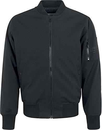 FORVERT Jackets Tofty Männer Winterjacke schwarz XL 100% Baumwolle Basics