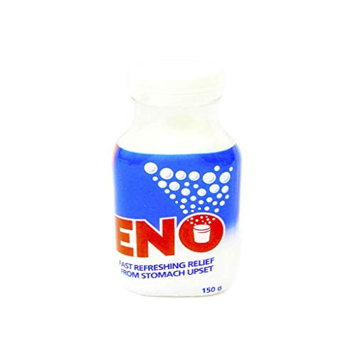 Eno Indigestion Flatulence and Nausea Relief, 150 g