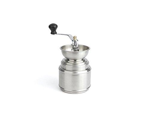 Leopold Kaffeemühle IN1542, Inoxidable, Edelstahl, 100x149x192mm