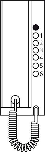 Siedle&Söhne Lautsprecher 200005876-00 zu HT 611-01 Montagezubehör für Türkommunikation 4015739058761