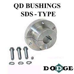 Dodge (Baldor) SDS 9/16-120389 Quick Disconnect Bushing - SDS Bushing, 9/16