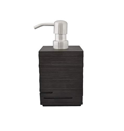 RIDDER 22150510 Seifenspender, Brick schwarz
