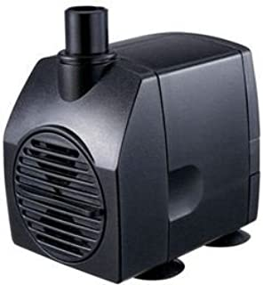 Jebao WP1500 WP-1500 Submersible Water Pump, Black