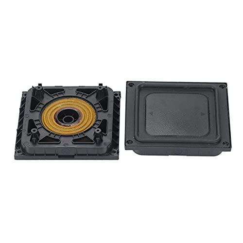 Wnuanjun 2 stück 92mm * 100mm Fieber Bass Kühler Bass Vibrationsplatte Membranmembran für Pille XL Tragbare Bluetooth Lautsprecher DIY