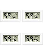 Aideepen Mini LCD digital termometer hygrometer temperatur inomhus bekväm temperatursensor fuktighetsmätare mätinstrument