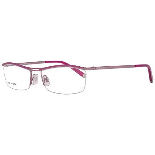 DSquared Dsquared2 Brillengestelle DQ5001 072 53 Monturas de gafas, Morado (Violett), Mujer
