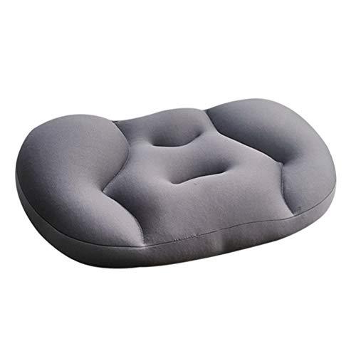 Proglam 3D Allround Wolken Kissen Multifunktionales Schlaf-Ei Kissen Memory Foam Weich Nackenkissen Druckentlastung