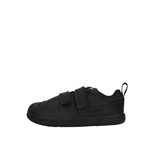 Nike Unisex Baby PICO 5 (TDV) Sneaker, Schwarz, 19.5 EU