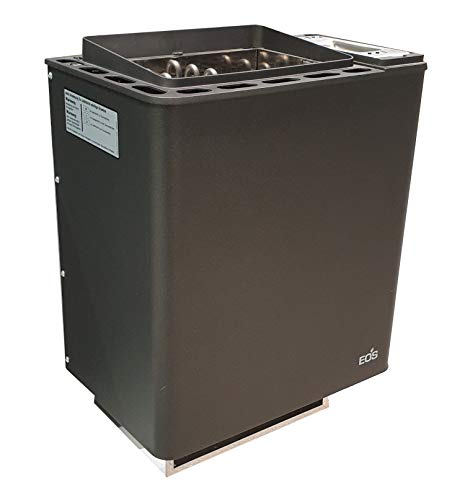 Well Solutions Klima Bi-o Saunaofen Bi-O Thermat 6 kW by EOS | in anthrazit-perleffekt | Made in...