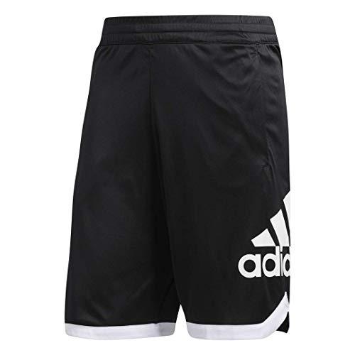 adidas Men's Sport Badge of Sport Black X-Large