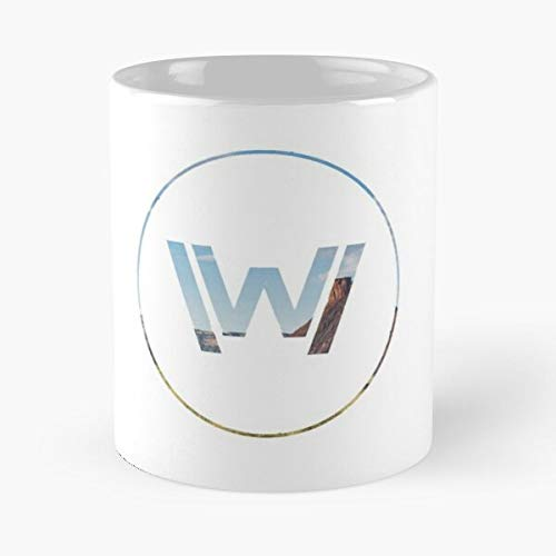 Westworld Classic Mug - Funny Gift From Wife Husband For Birthday, Holiday 11oz Ceramic Cups. Dplhangozz