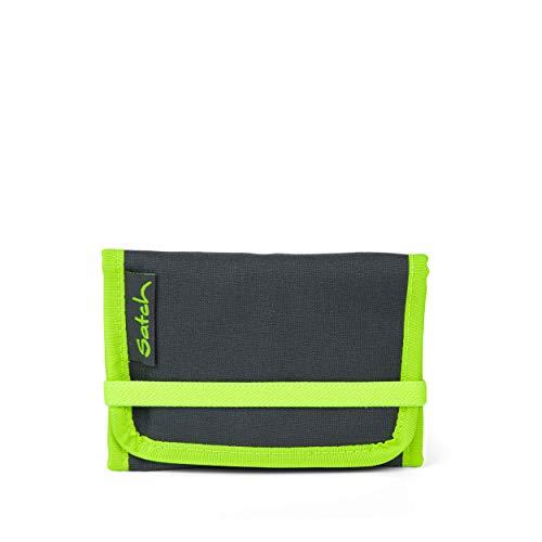 Satch SAT-WAL-002-802 Portemonnaie, unisex, mehrfarbig