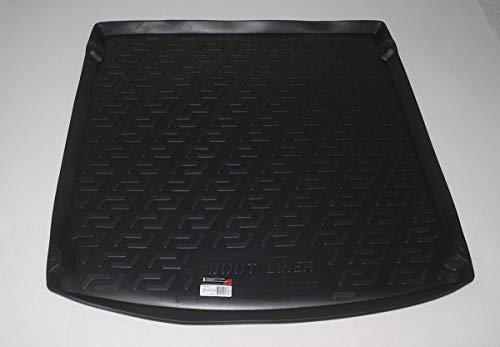 SIXTOL Auto Kofferraumschutz für den Opel Astra J Sports Tourer - Maßgeschneiderte antirutsch Kofferraumwanne für den sicheren Transport von Einkauf, Gepäck und Haustier