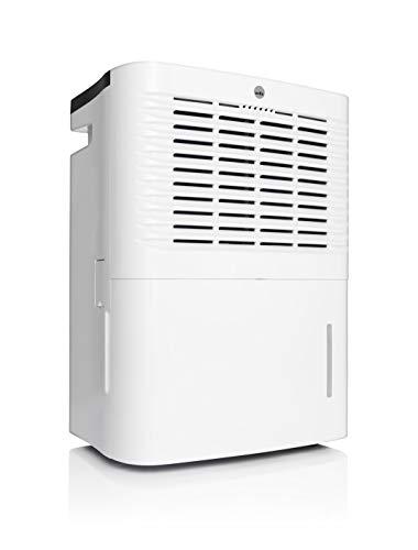 Wilfa, WDH-20, Luftentfeuchter, geeignet für Räume bis zu 30 m², 20 Liter/Tag, weiß