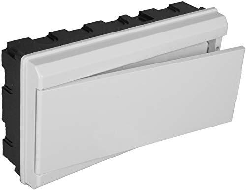 Solera 680CB - Conjunto caja, tapa,marco y puerta blanca.Para caja ICP y...