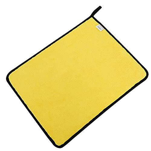 GARLIC PRESS 10Pcs Paños de Lavado de Microfibra Toallas de Limpieza de Autos Secado Bayeta de Coches Súper Absorbente Accesorios de Auto
