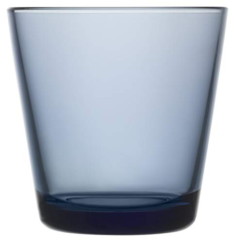 Iittala 1008721 Kartio 2-er Set Gläser 21cl, Regen, Glas