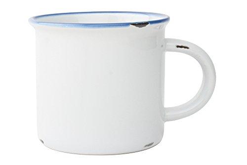 Canvas Home Tinware 16oz Mug - White - Set of 4