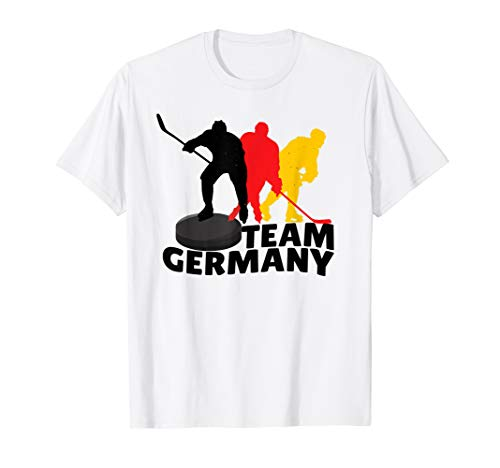 Eishockey Deutschland Trikot T-Shirt