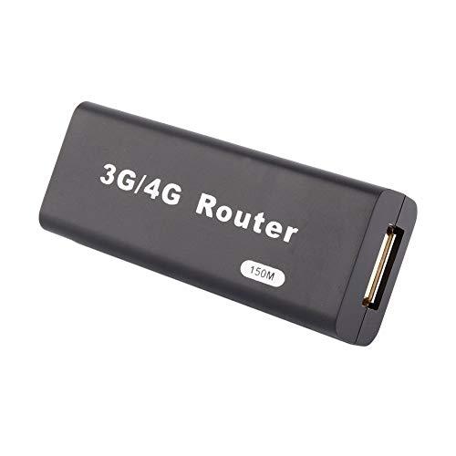 Router wireless, composizione automatica Facile da installare e utilizzare Router portatile rimovibile Forte compatibilità per laptop