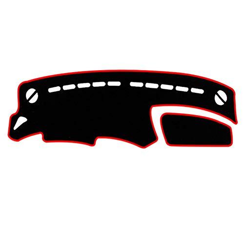 DkeBEI Alfombrilla para salpicadero de Coche, Alfombrilla Protectora para Instrumentos de protección Solar, Accesorios de Alfombra, para Citroen Xsara 1997 1998 1999 2000 2001-2006