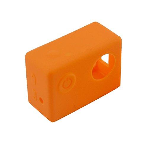 TISHITA #N/A De Silicona Suave A Prueba De Polvo De Protección De La Piel De La Caja para - Naranja