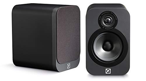 Diffusori Q Acoustics 3020i (Coppia) - Nero Grafite