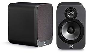 Q Acoustics 3020 Bookshelf Speakers (Pair) (Graphite) (B00TR7I1EY) | Amazon price tracker / tracking, Amazon price history charts, Amazon price watches, Amazon price drop alerts